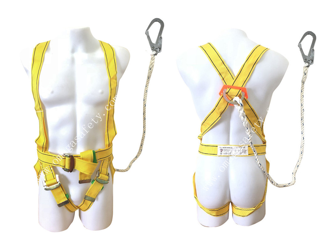 YELLOW HARNESS BIG HOOK CODE: DS-13