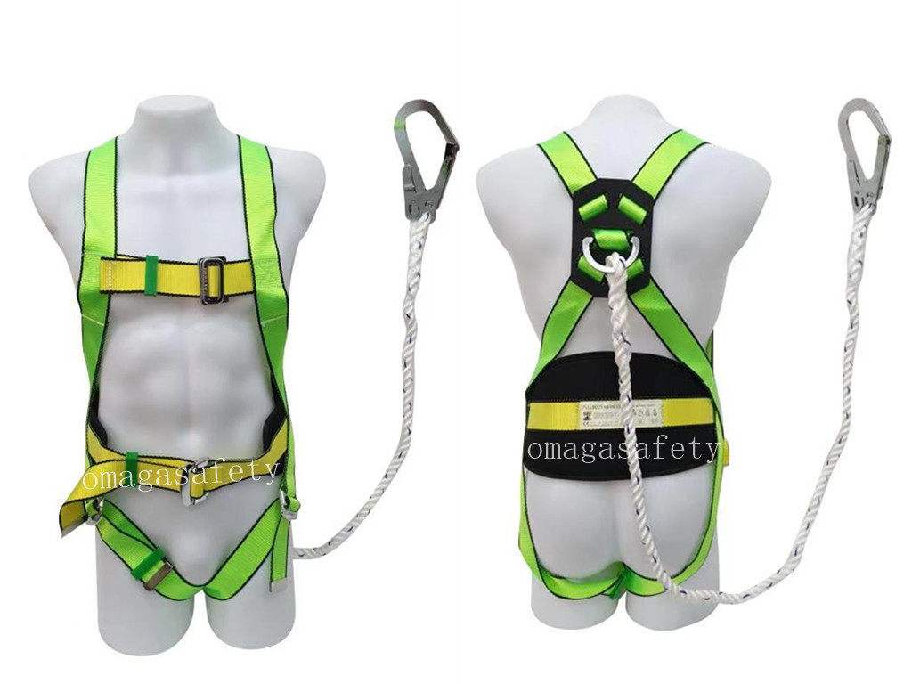 5126 HARNESS WITH BACK SUPPORT CODE: DS-18