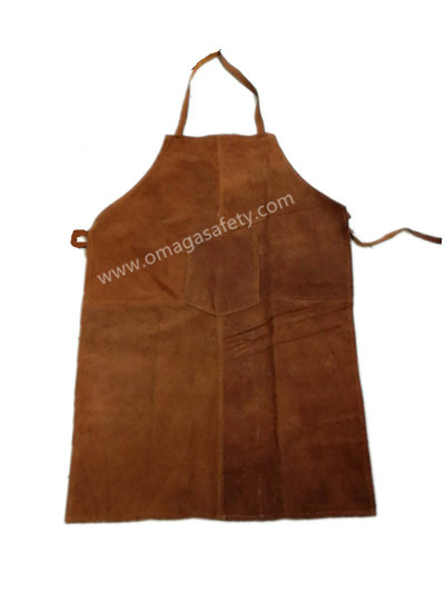 WELDING APRON LEATHER CODE: IS-01