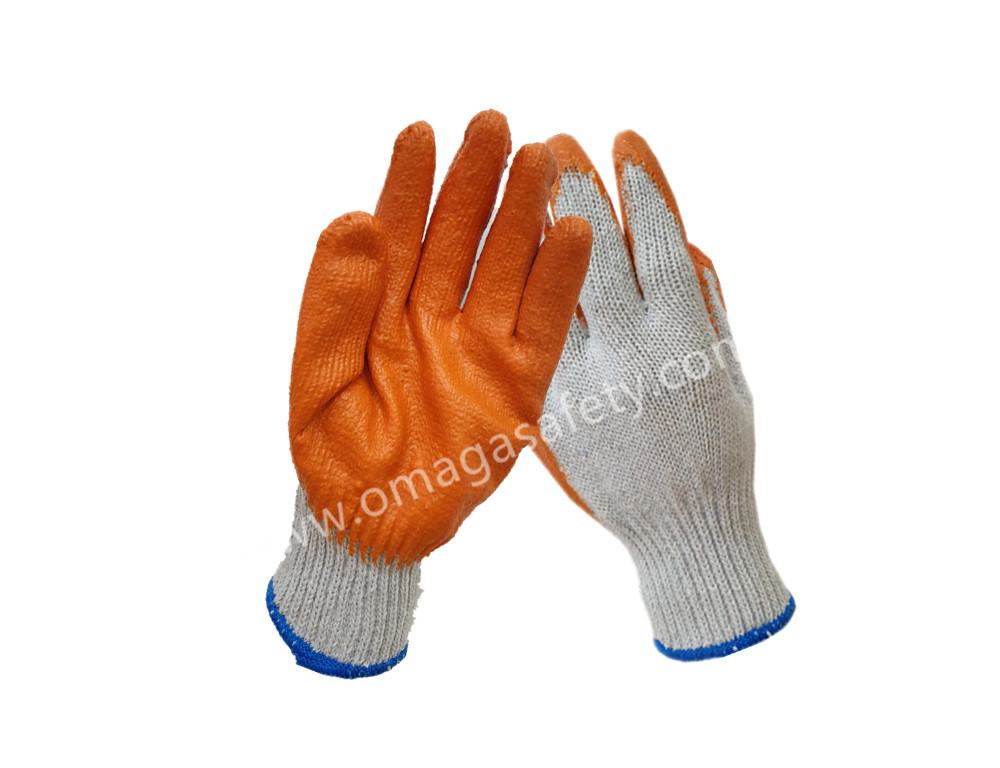 RUBBER GLOVE HEAVY DUTY CODE: KS-08