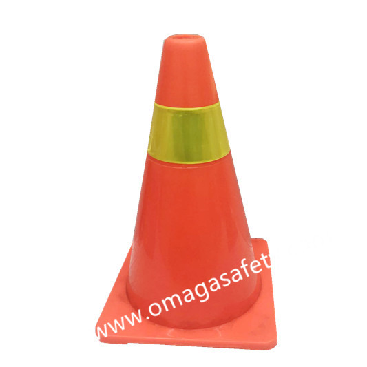 SMALL CONE WITH REFLECTOR 10.5 INCH CODE: JS-09