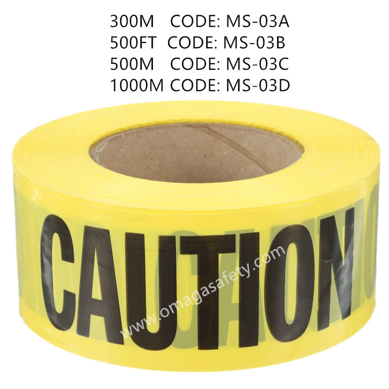 CAUTION TAPE CODE: MS-03 SERIES