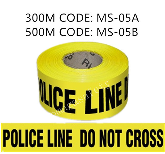 POLICE LINE DO NOT CROSS CODE: MS-05