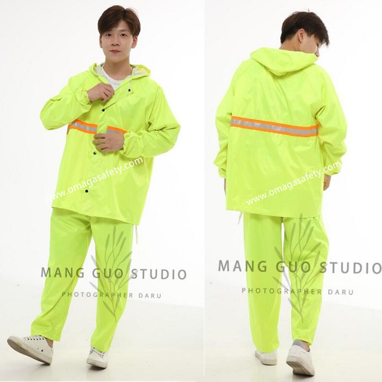 RAIN COAT PANTS AND JACKET CODE: MG-01