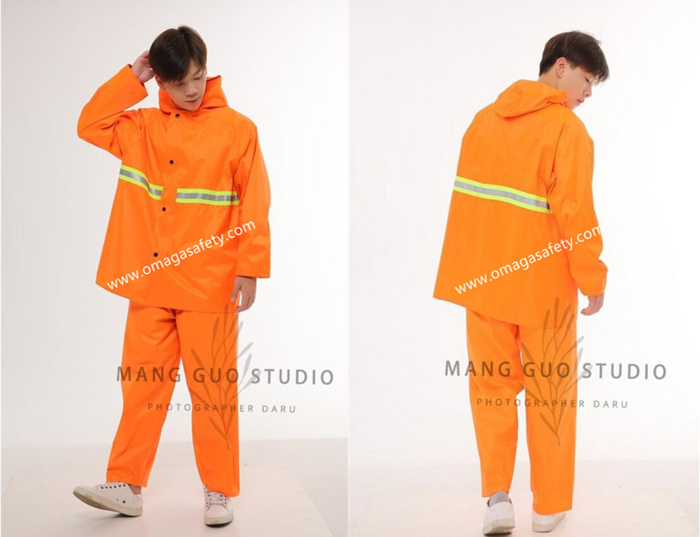 RAIN COAT PANTS AND JACKET CODE: MG-02