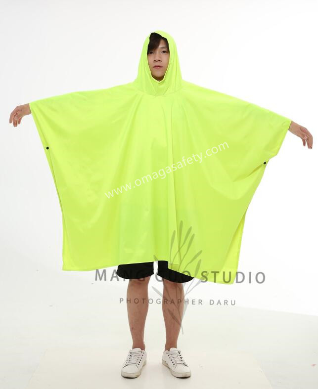 RAIN COAT PONCHO TYPE CODE: MG-03