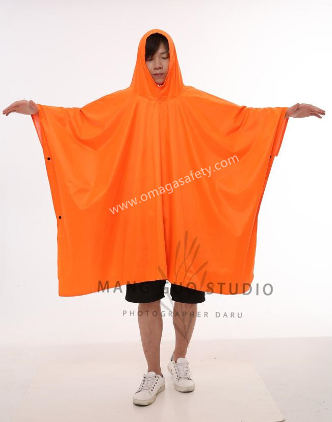 RAIN COAT PONCHO TYPE CODE: MG-04