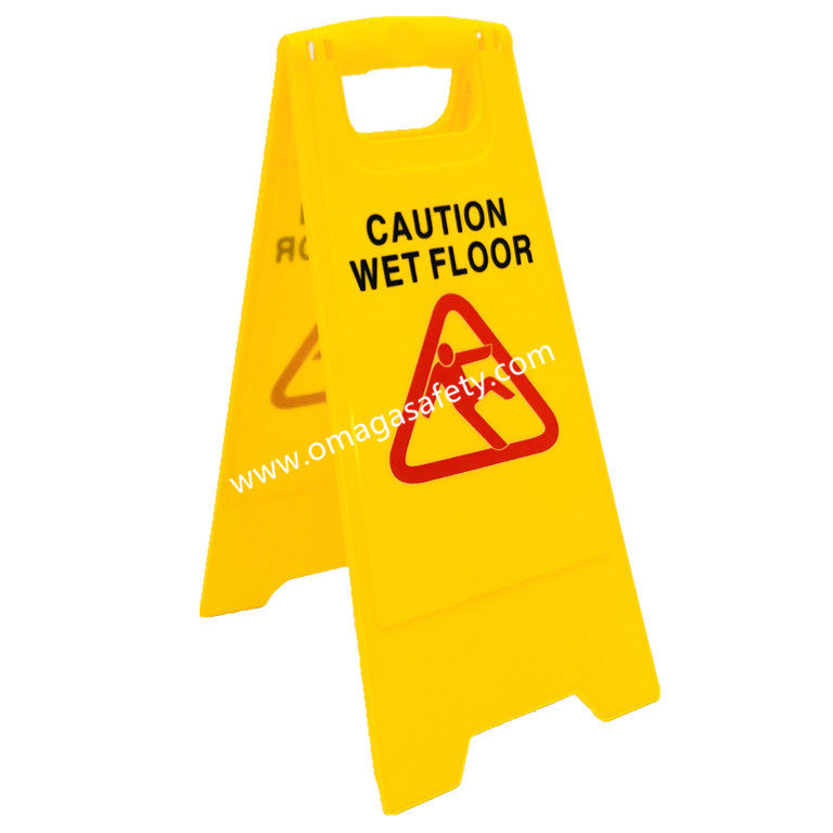 CAUTION WET FLOOR CODE: RS-05