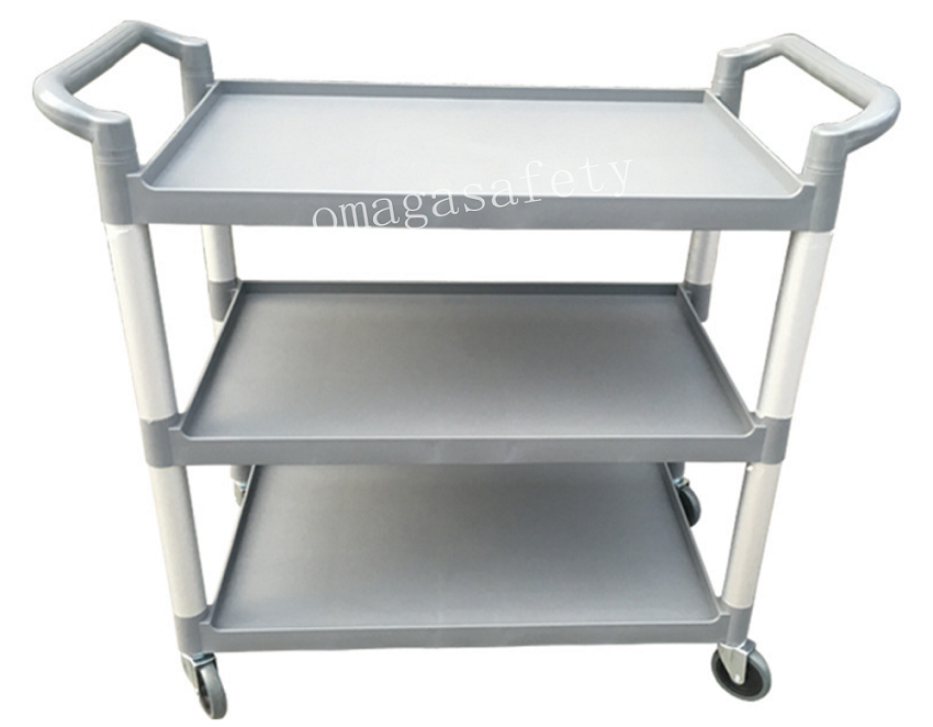 3 LAYER RESTAURANT CART CODE: RS-13