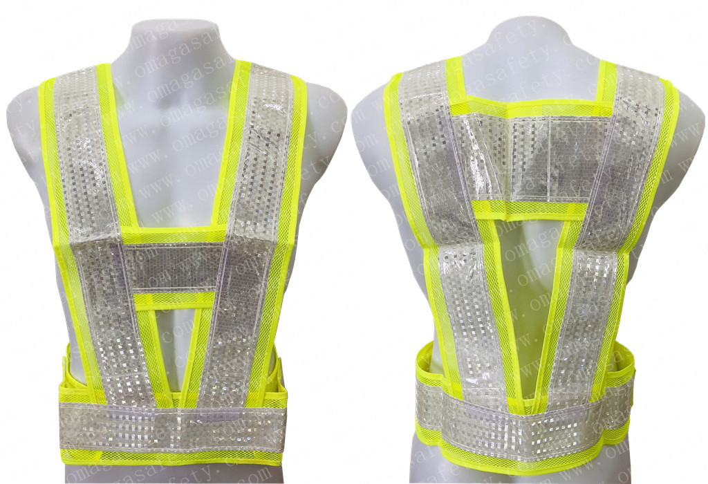 SKELETON VEST HEAVY DUTY CODE: AS-03A