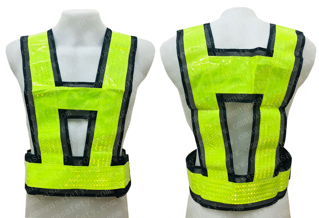 SKELETON VEST HEAVY DUTY CODE: AS-03E