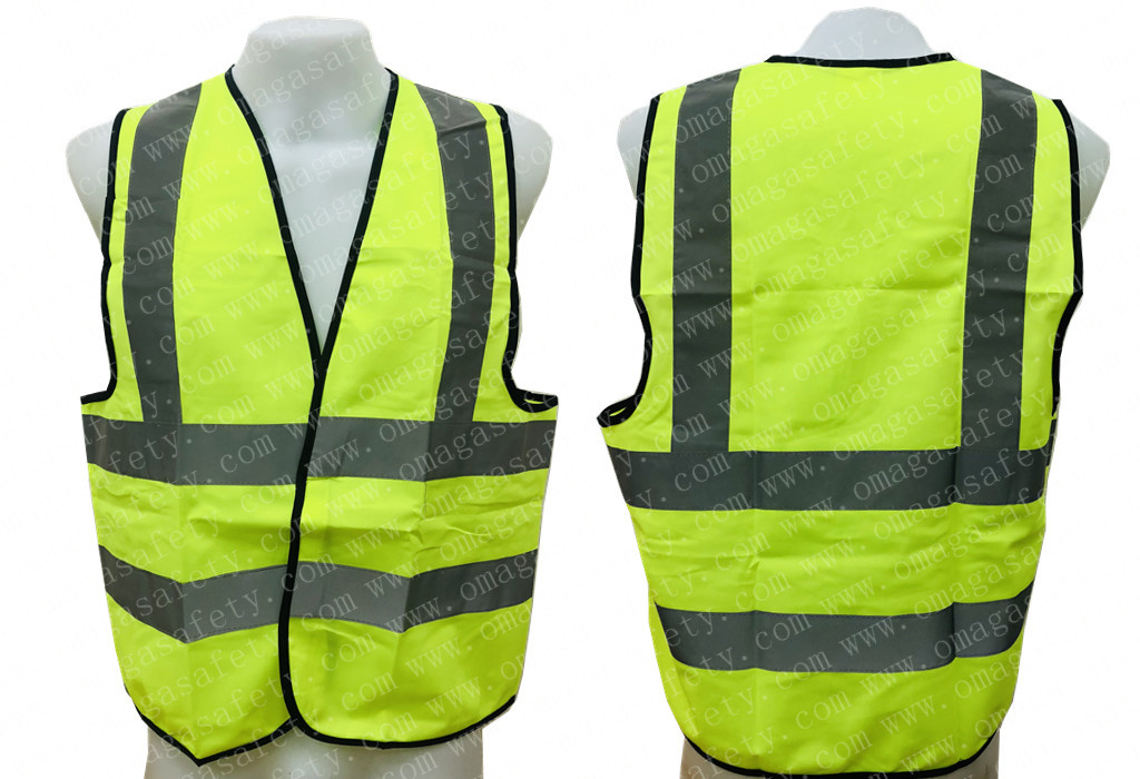 PANDA 311 H TYPE HEAVY DUTY VEST CODE: AS-08A
