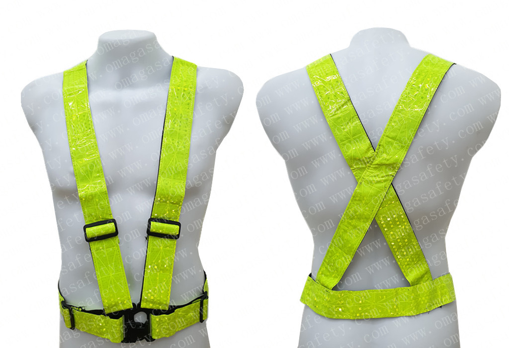 ADJUSTABLE VEST 2 INCH HEAVY DUTY CODE: AS-18A