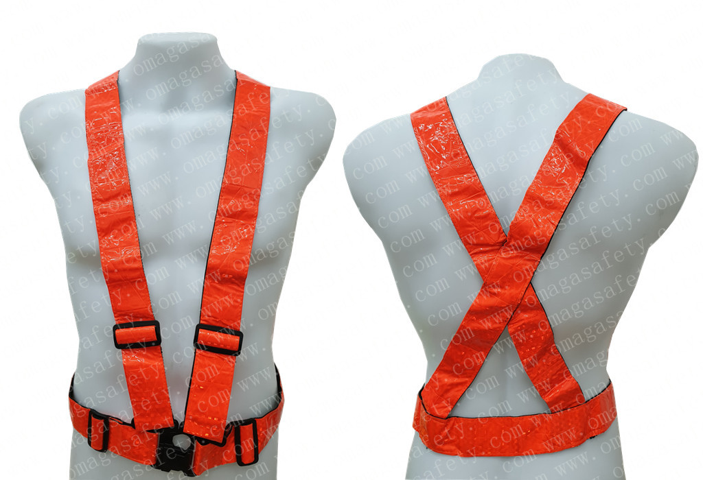 ADJUSTABLE VEST 2 INCH HEAVY DUTY CODE: AS-18B