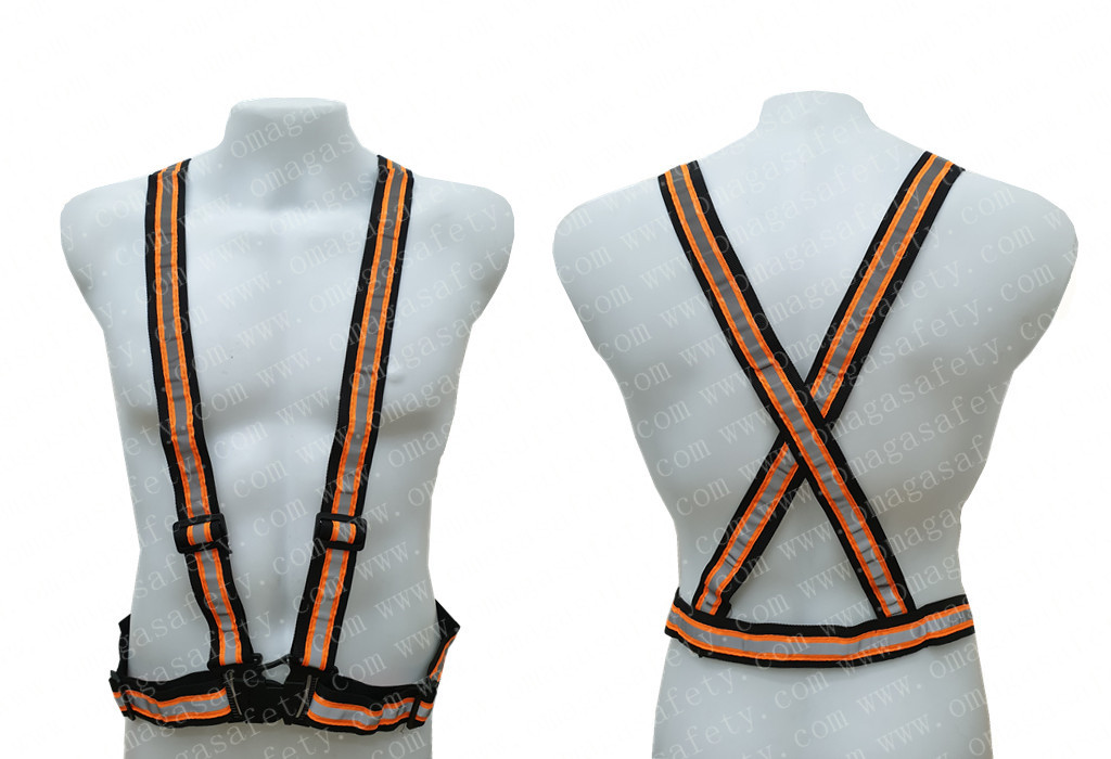 ADJUSTABLE VEST 1 INCH HEAVY DUTY CODE: AS-19B