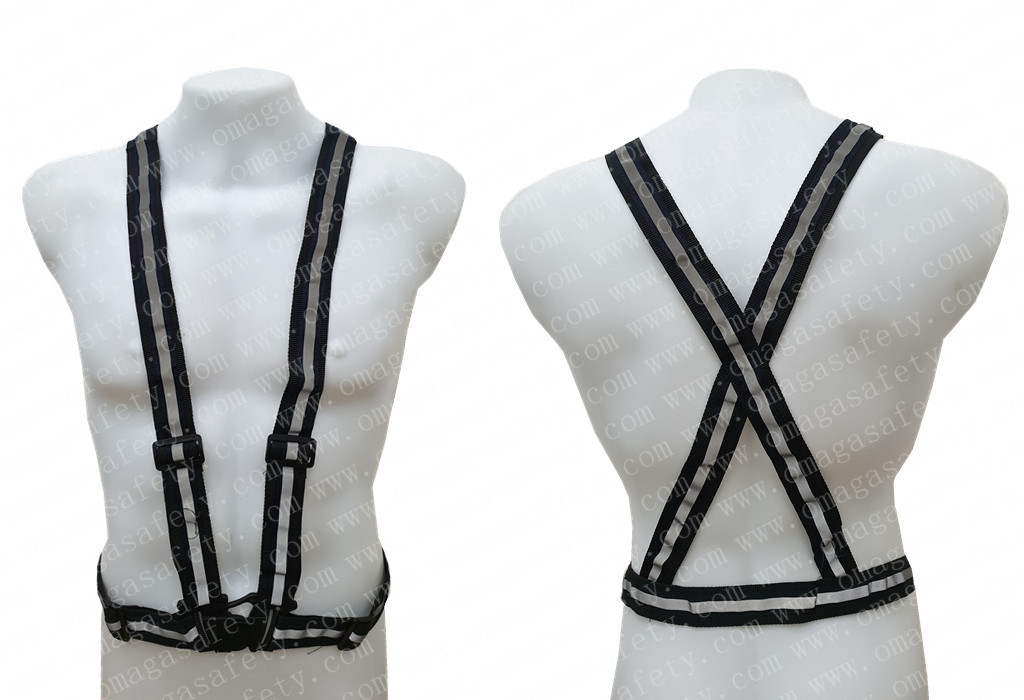 ADJUSTABLE VEST 1 INCH HEAVY DUTY CODE: AS-19E