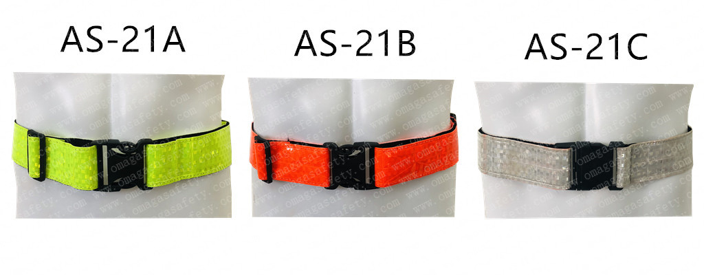 REFLECTOR BELT CODE: AS-21 SERIES