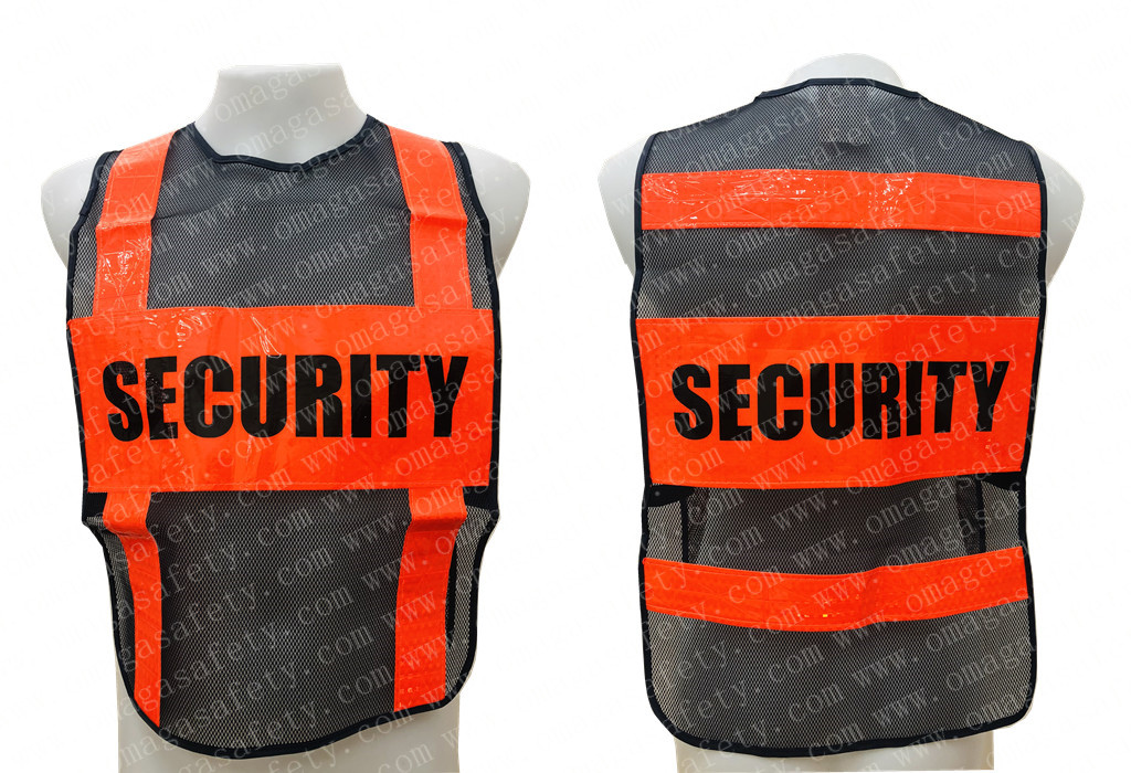 SECURITY NET VEST CODE: AS-23B