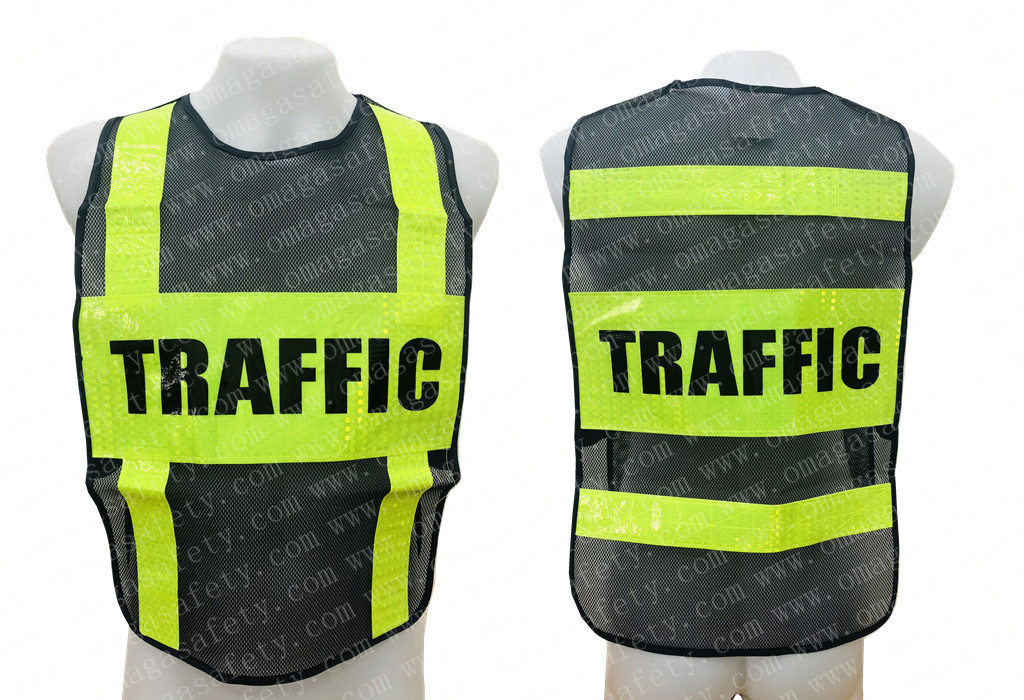 TRAFFIC NET VEST CODE: AS-24A