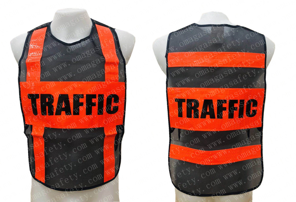 TRAFFIC NET VEST CODE: AS-24B