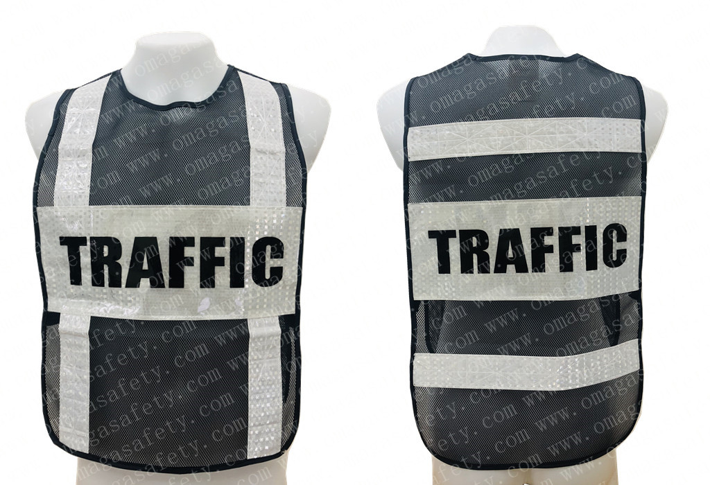 TRAFFIC NET VEST CODE: AS-24C