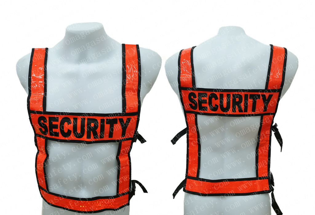 SECURITY STRAP VEST CODE: AS-25B