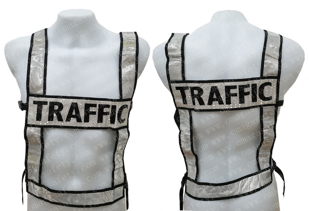 TRAFFIC STRAP VEST CODE: AS-26C