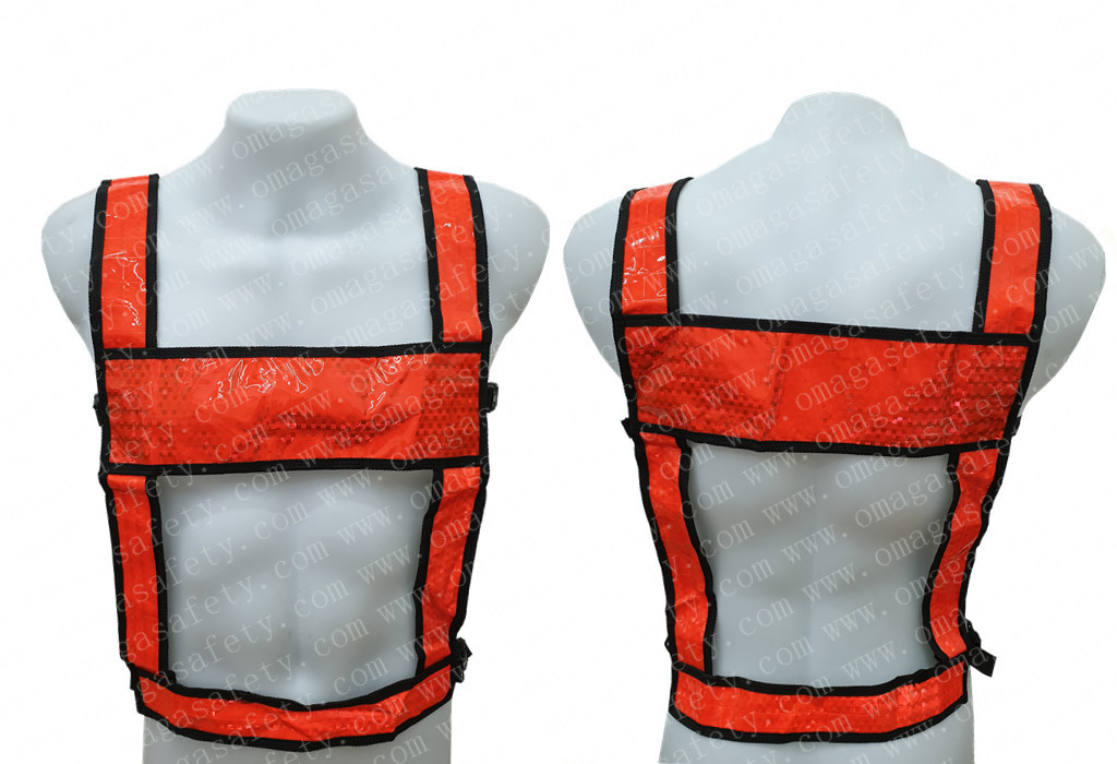 SECURITY STRAP PLAIN VEST CODE: AS-28B