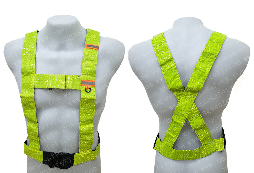 STRAP ID VEST CODE: AS-32A