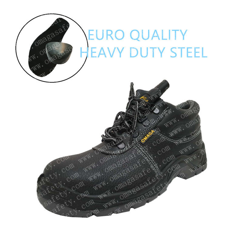 OMAGA GRAY SAFETY SHOES CODE: BS-09