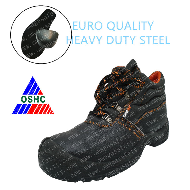 SHINO HIGH CUT SAFETY SHOES CODE: BS-11