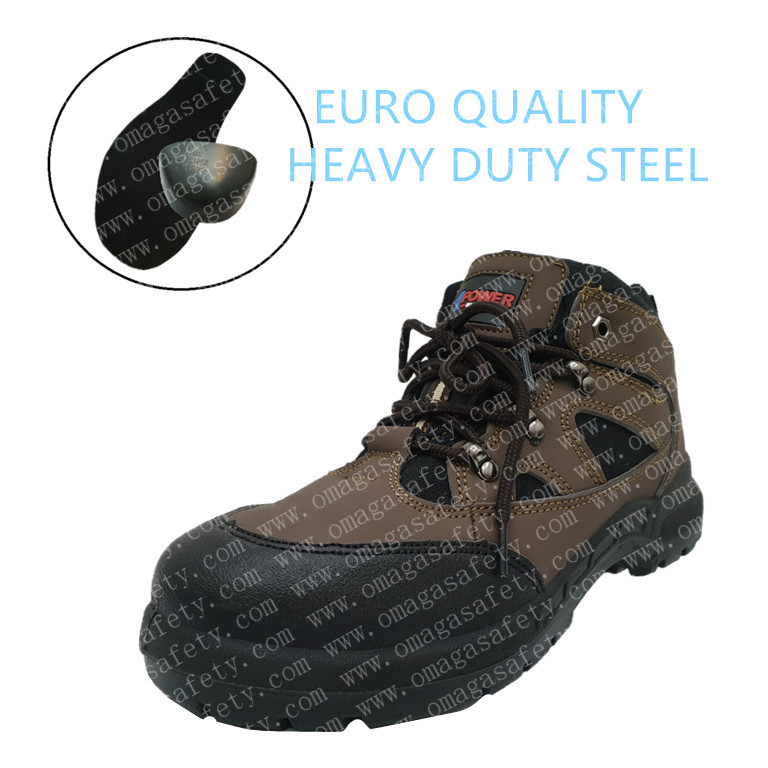 1 POWER Z SAFETY SHOES CODE: BS-12
