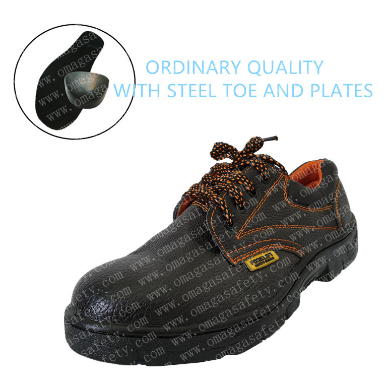 FORKLIFT LOW CUT SAFETY SHOES CODE : BS-16