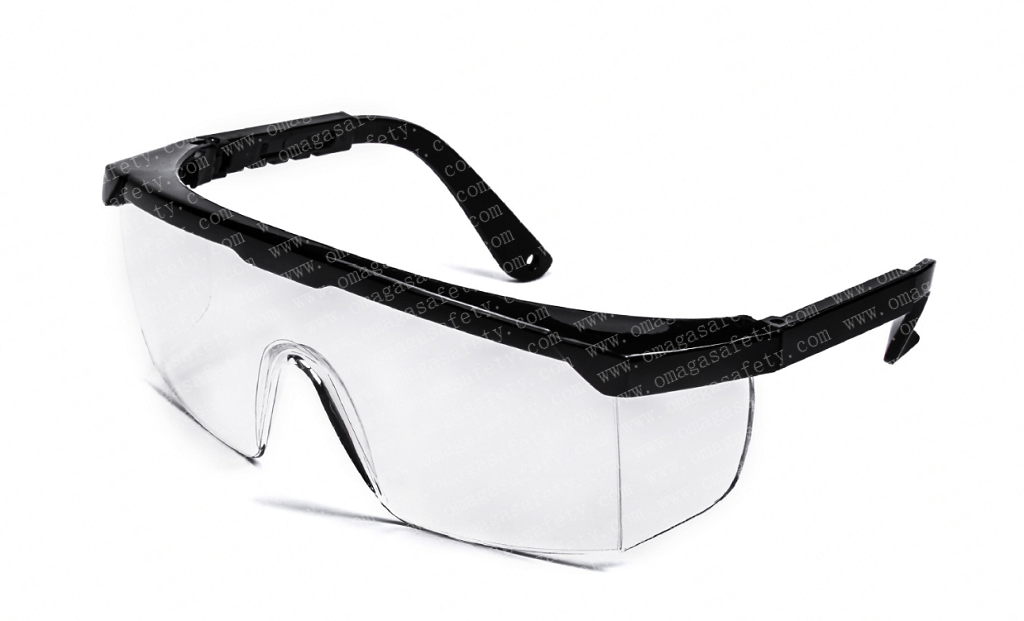SAFETY GOGGLES B/W CODE: GS-01