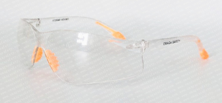 GOGGLES ORANGE HEAVY DUTY CODE: GS-06