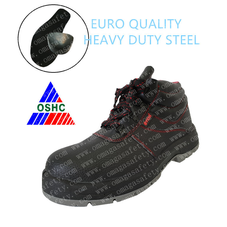 YDS HIGH CUT SAFETY SHOES CODE: BS-01