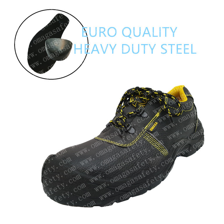 300-2 YELLOW LOW CUT SAFETY SHOES CODE: BS-04