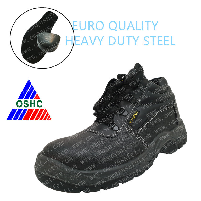 MG HIGH CUT SAFETY SHOES CODE: BS-07
